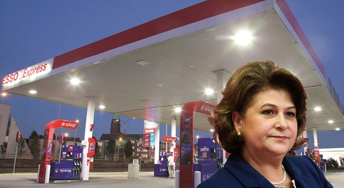 """Rovana, dată afară şi din benzinăriile din Bruxelles: """"Ținem doar fără Plumb!"""""""