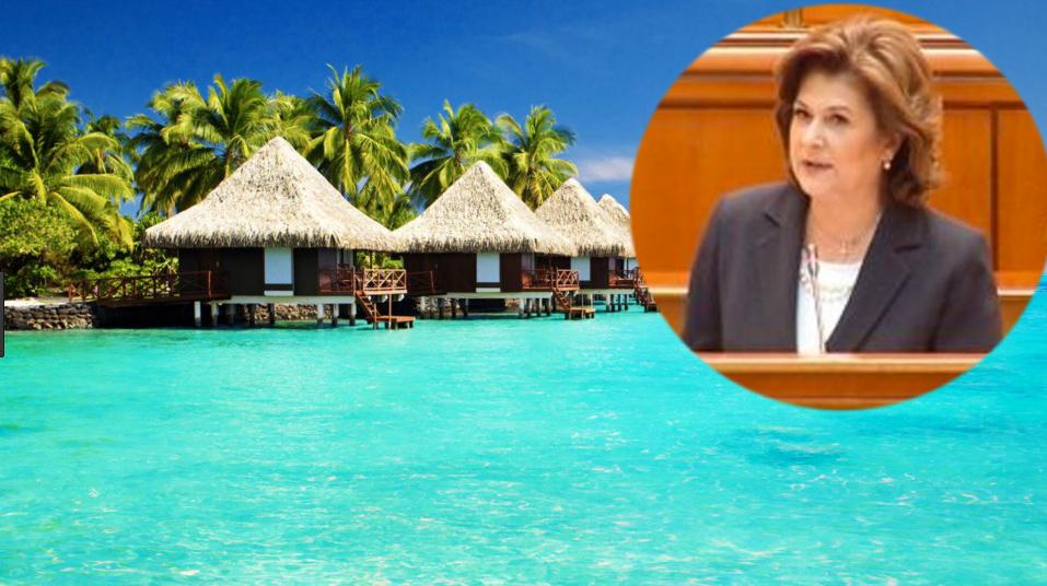 Parlamentarii au votat să se poată face pușcărie prin corespondență, din Maldive!