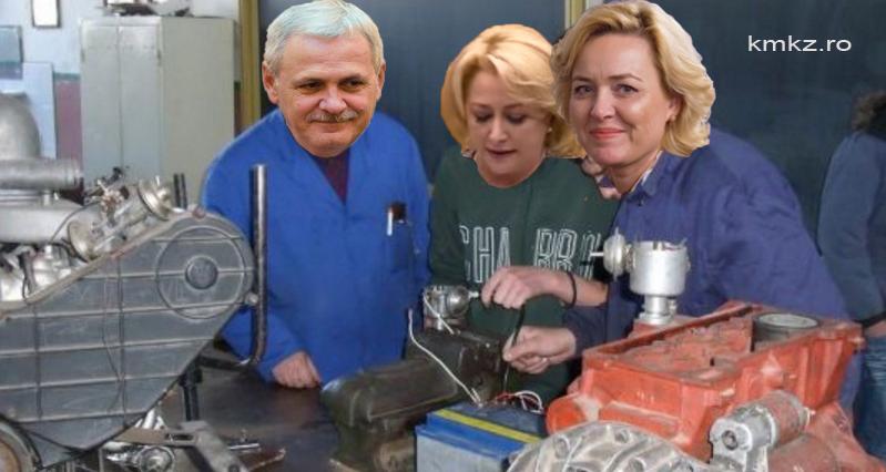 La Videle se va deschide o școală profesională cu profil ministru - prim ministru!