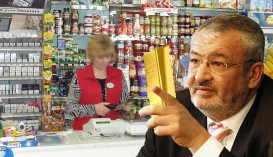 Sebastian Vlădescu a făcut scandal într-un magazin că n-au avut să-i dea rest la un lingou!