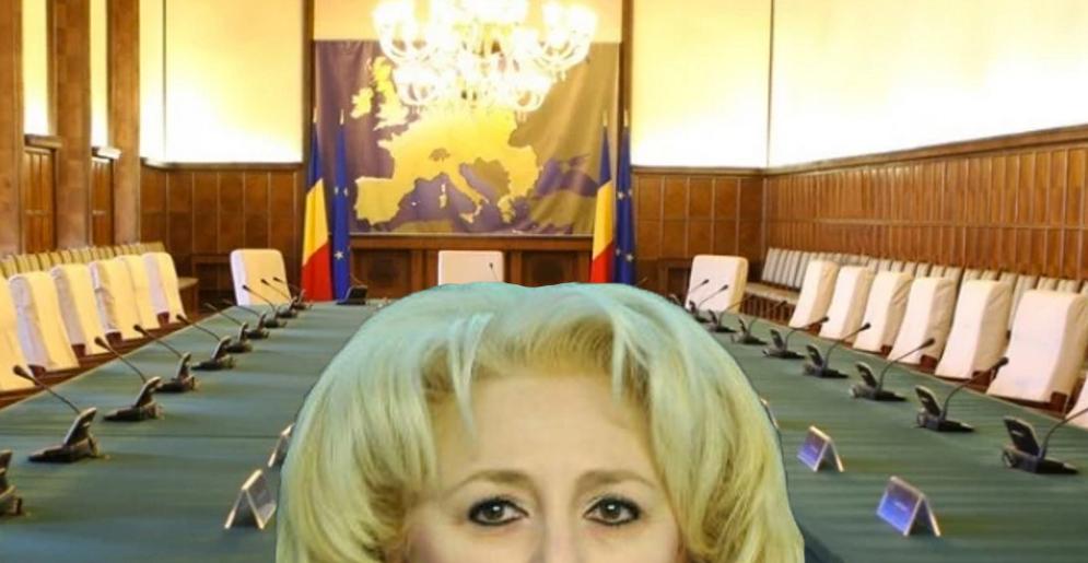 Stenograma primei ședințe a guvernului Dăncilă