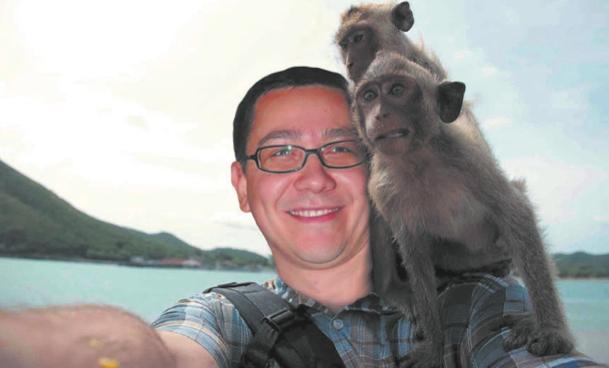 Aproape incredibil: Victor Ponta și-a găsit rude și în Congo!