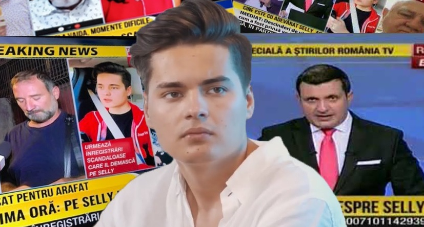 România TV: Selly a dat foc la Colectiv!