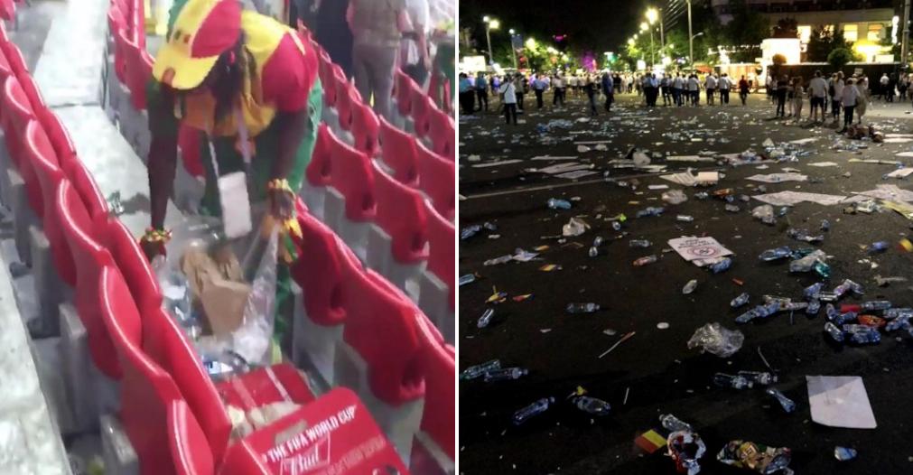 Suporterii Senegalului vs. suporterii PSD-ului. Bine ați venit în țara noastră bananieră!