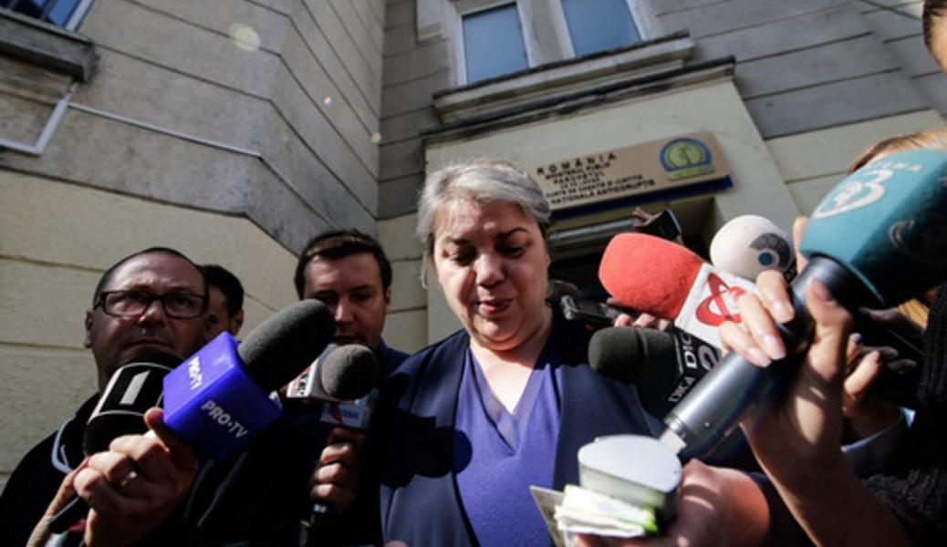 Riscurile meseriei: un procuror DNA a rămas fără portofel în timp ce o audia pe Sevil Shhaideh!