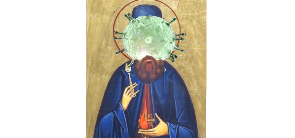 Sfântul Covidenie, dătătorul cu lingurița