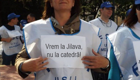 """Sindicaliștii din Învățământ cer să fie arestați: """"Deținuții câștigă mai bine!"""""""