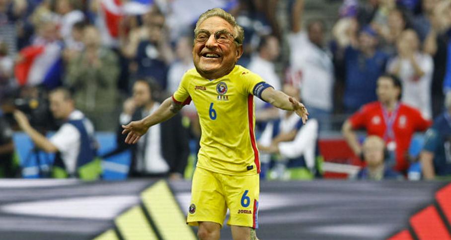 """Antena3: """"George Soros, principalul vinovat pentru înfrângerea cu Olanda!"""""""