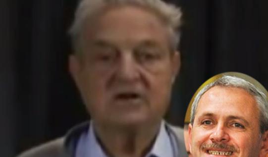 Soros i-a răspuns lui Dragnea!