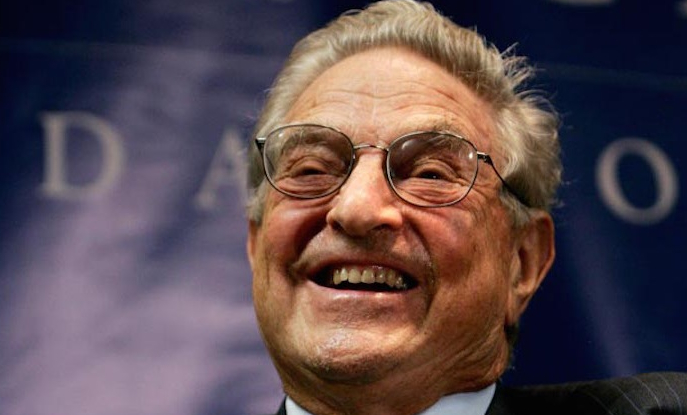 La mulți ani, sfinte Gheorghe Soros! Mai bagă şi tu nişte bani pe card, că râde bancomatul de noi!