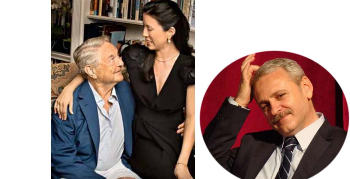 Soros și-a luat nevastăcu 40 de ani mai tânără decât el. Dragnea, nu fi prost, ia-ți și tu una de 15!
