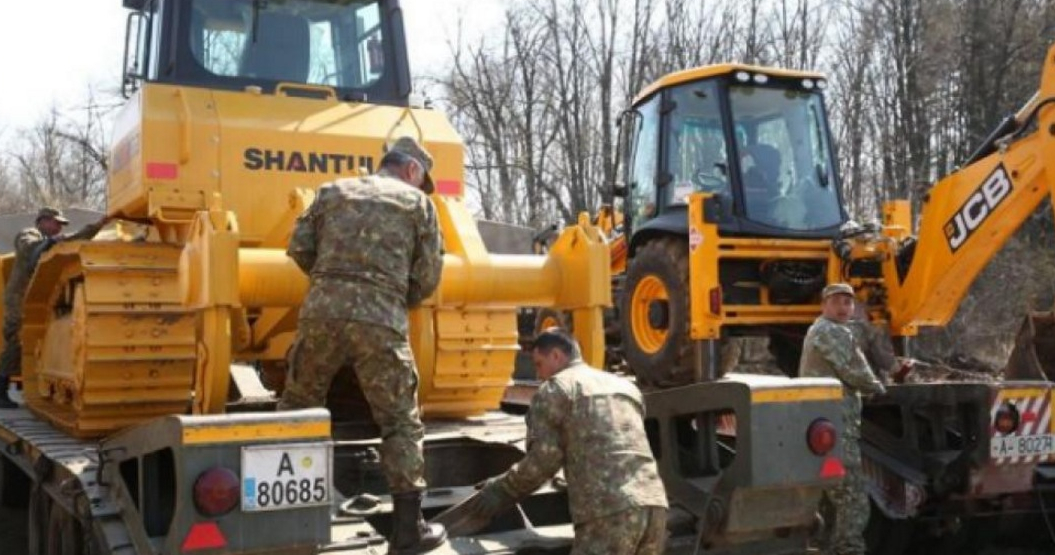 Armata construieşte un spital mobil la Otopeni! În sfârşit, o veste bună în țara asta in care statul nu a mai făcut un spital de 30 de ani!