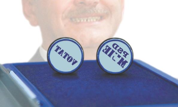 La alegeri vor fi două ștampile: una pentru vot și una pentru M_IEPSD!