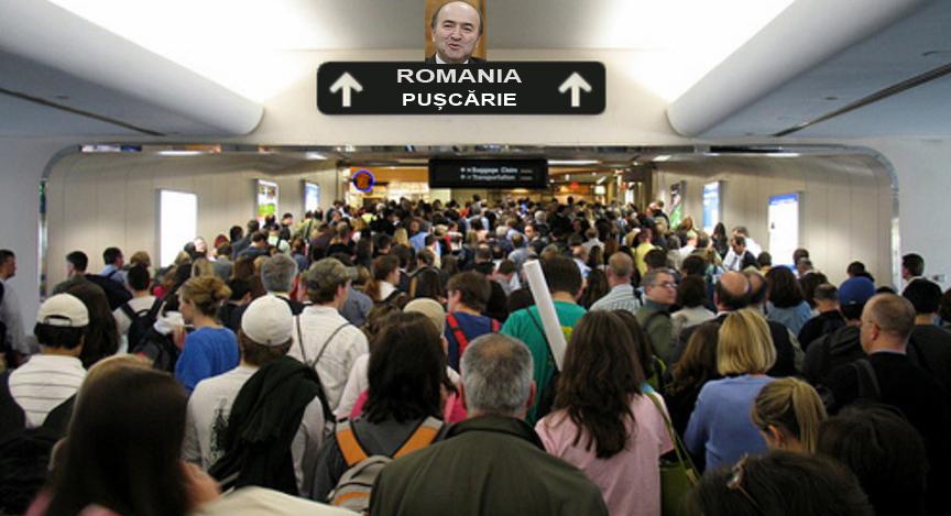 Milioane de italieni, spanioli și englezi își lasă joburile și vin să facă pușcărie în România!