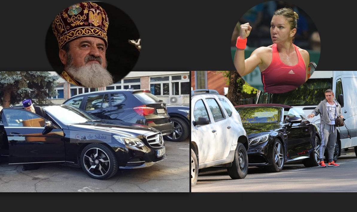 Cât tupeu la păcătoasa aia mică! Simona Halep și-a luat Merțan mai scump decât al părintelui Streza!
