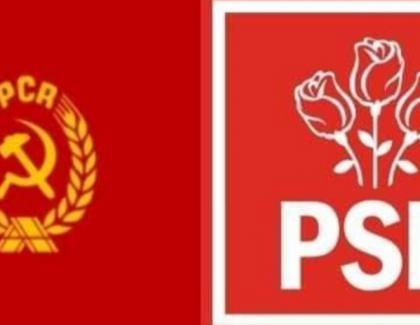 Jos Partidul Comunist/Și cel vechi, și cel m_ist!