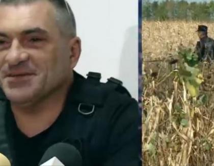 Să îți feliciți echipa de polițişti că a găsit o fetiță moartă de 3 zile - asta înseamnă să meriți pensie specială!