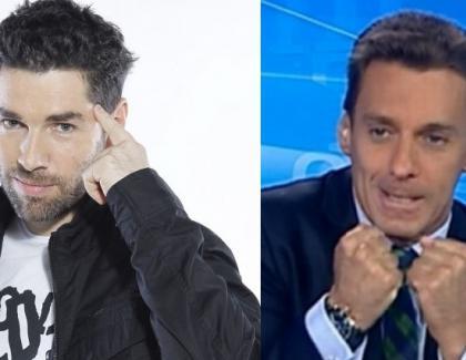 Cine s-a mai micționat cu boltă, elegant, pe Mircea Badea: azi, Alex Dima