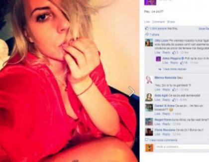 """Alina Plugaruse alăturămișcării #MeToo: """"Mi s-a cerut săfac sex la serviciu!"""""""