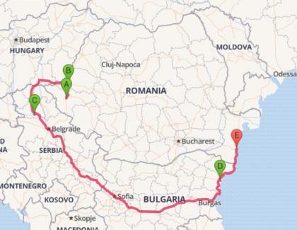 S-a dat în folosință Autostrada Timișoara-Constanța!