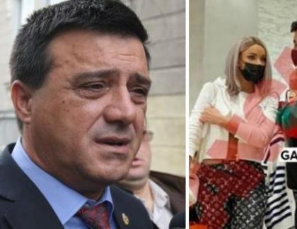 """Bădălău Senior nu e de acord ca fiulsău să se afişezecu Bianca Drăguşanu: """"Strică treningul ăla frumos pe panarame!"""""""