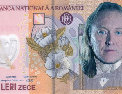 A apărut bancnota de 10 Leri!