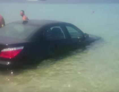 BMW va scoate un model amfibiu pentru cocalarii din Mamaia
