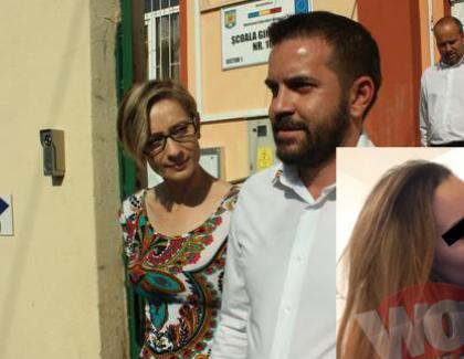 Știrea nu e că Bogdan Diaconu și Maria Olaru divorțează. Știrea e că Bogdan Diaconu avea nevastă! Și amantă!
