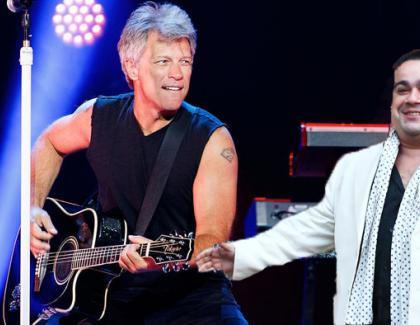 """La concertul din seara asta,Bon Jovi va cânta """"Of, viața mea"""" în loc de """"It's my life"""""""