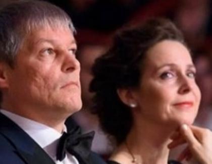Amănunte jenante despre Valerie, soția lui Cioloș: vorbește limba română mai bine decât Tăriceanu!