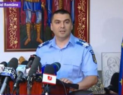 """Cucoș, șeful Jandarmeriei: """"Ne cerem scuze românilor care nu au mai apucat să ia bătaie!"""""""