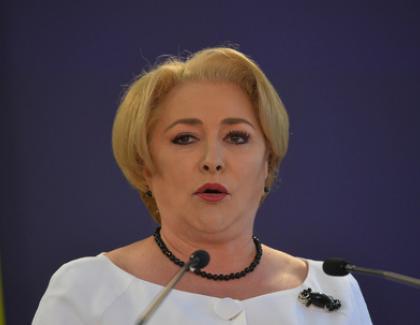 """Viorica Dăncilă: """"Ezistă un compot la adresa Guvernului!"""""""