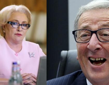 """Comisia Europeană i-a răspuns Vioricăi. În suedeză, să înțeleagă și ea: """"M_IEPSD!"""""""