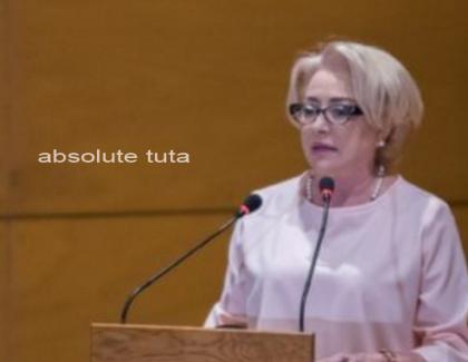 """Viorica în Parlamentul European: """"Jandarmerița a fostbătută cu bestialitate de protestanți"""". Catolicii șimusulmanii decât înjurau"""