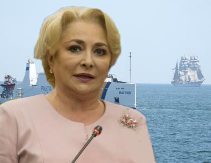 Viorica a anunțat că nu merge la Ziua Marinei, fiindcă sunt certate și nici Marina nu a venit la ziua ei!