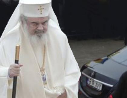Mașinile Patriarhiei nu vor plăti taxă de poluare, pentru că ele emit tămâie și Duh Sfânt