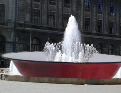 În Bucureşti va fi construită o fântână arteziană în formă de lighean în care bucureştenii vor arunca un bănuț şi-şi vor pune dorința să aibă apă caldă acasă!