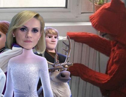 Frozen 3 va fi filmat într-un apartament din Berceni, pentru mai multă autenticitate