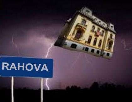 Vântul a luat pe sus sediul PSD și se îndreaptă spre Rahova!