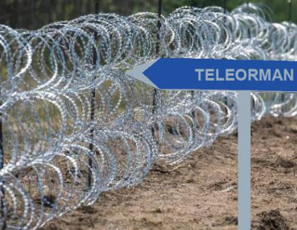 România va ridica un gard la granița cu Teleormanul!