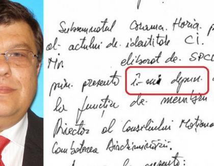 """PSD, izvor nesecat de agramați. Azi: PSD-istul """"î-mi depun candidatura"""" pentru un post de conducere - creierul pereche al Veoricăi Dăncilă!"""