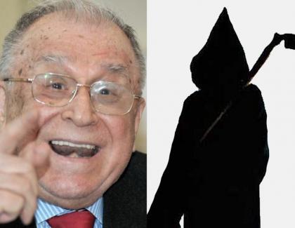 Alertă: A decedat moartea lui Iliescu! De bătrânețe!
