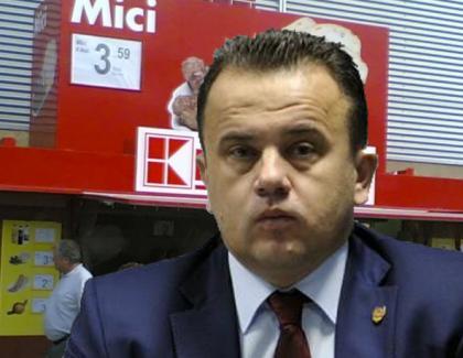 Liviu Pop nu a primit mici la Kaufland Berceni pentru că nu a știut să ceară în limba română!
