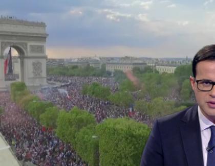 """Antena3: """"Miting uriaș la Paris pentru susținerea guvernului Dăncilă și împotriva abuzurilor din justiție!"""""""