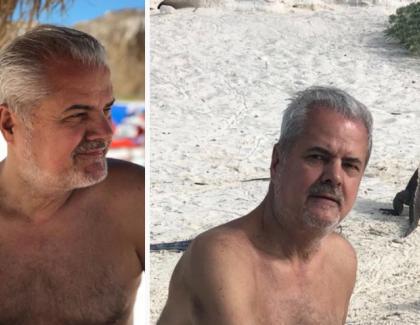 Adrian Năstase cu varanii în Cuba. Voi tot la muncă, sărakilor?