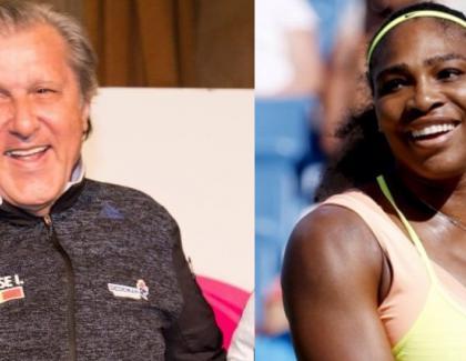 """Serena îi răspunde lui Ilie Năstase: """"Mânca-mi-ai pu_la!"""""""
