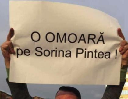 Sorina Pintea a înviat din morți când a auzit că se dădrumul laachiziții fără control!