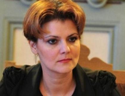 Olguța, respinsă de Iohannis! Să-și caute de muncă la patron, că a crescut salariul minim!