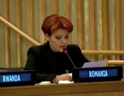 S-a aflat de ce s-a supărat UDMR-ul: Olguța voia să citească ea moțiunea, în maghiară!