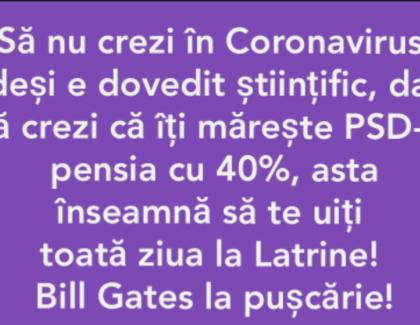 #bill gates taie pensiile!